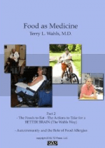 Dr. Wahls' Food as Medicine