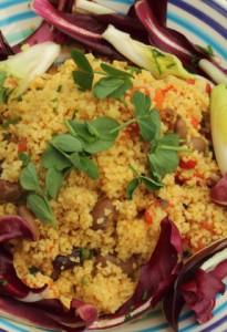 Healthy Hearty Salad
