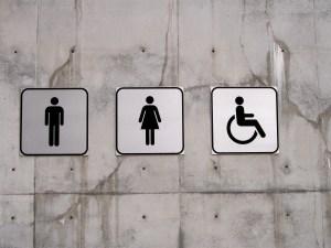 Universal Washroom Symbols