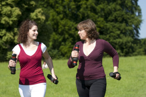 Walking: The Simplest Workout