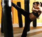 kick boxing for health