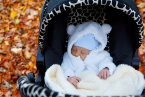 newborn-in-autumn