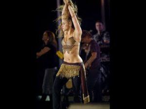 A body like Shakira's