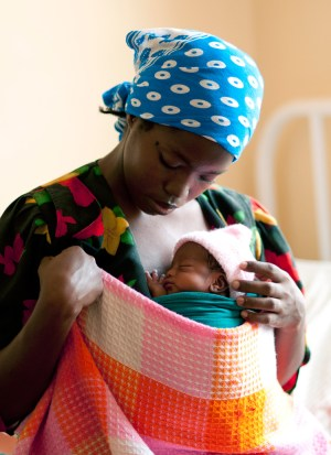 Kangaroo mother care toolkit – Healthy Newborn Network