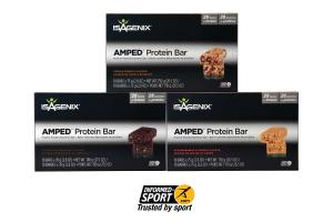 isagenix amped protein bar