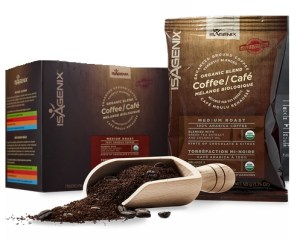 isagenix coffee