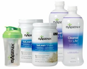 isagenix shake cleanse pack
