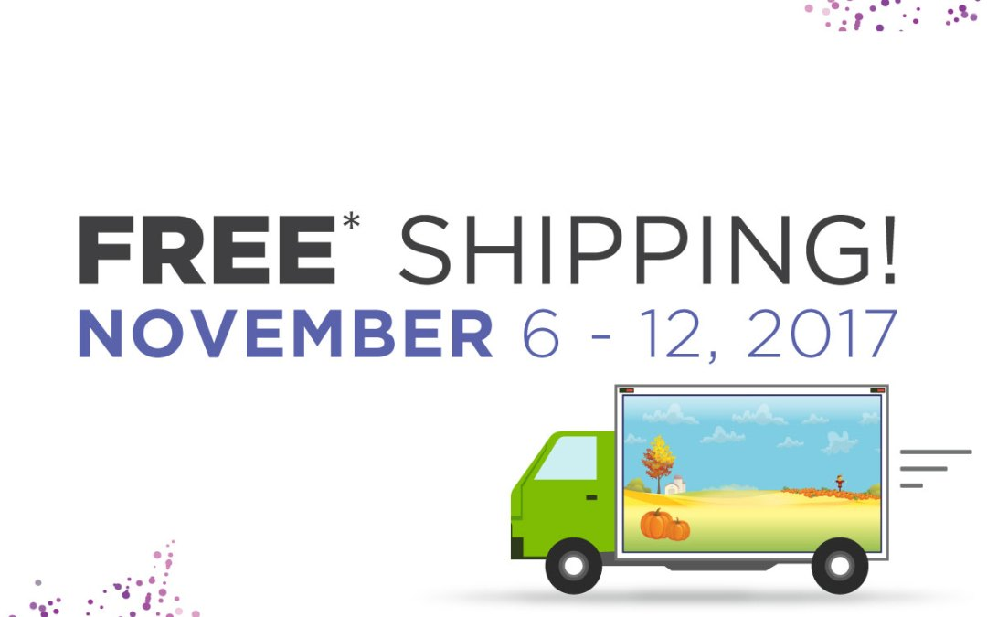 Oh, My Gourd! It's Free Shipping!