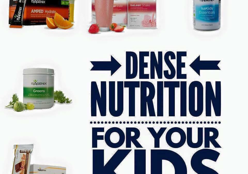 Isagenix – Even Great Options for Kids!