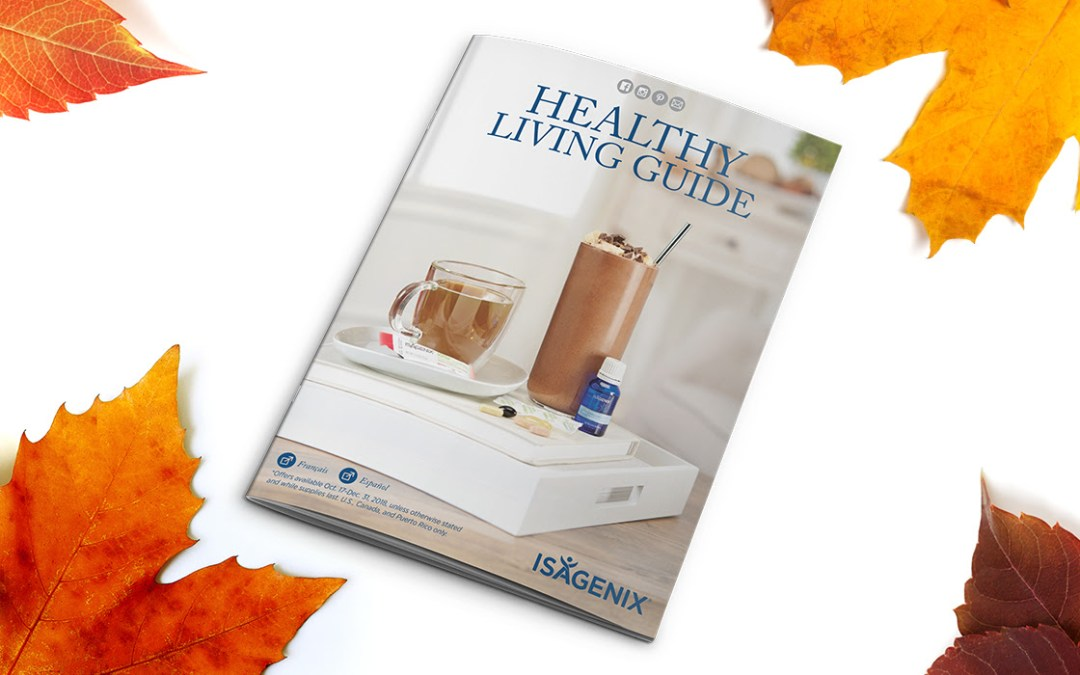 Healthy Living Guide is here! New Products, Promotions and Freebies!