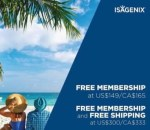Free Membership through Sunday night, plus free Shipping for new members this summer!