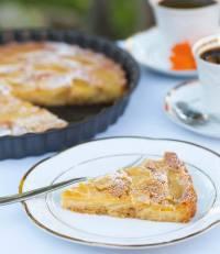 Dinkel Apfelkuchen - vegan & saftig - Healthy On Green