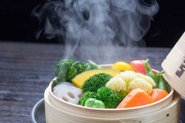 Food Steamed Vegetables
