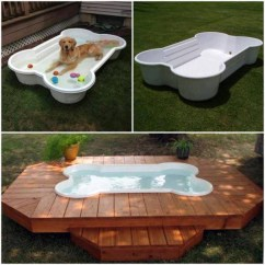 Big Dog Sofa Bed West Elm Henry Cleaning Build A Diy Pool To Keep Your Pup Cool | Healthy Paws