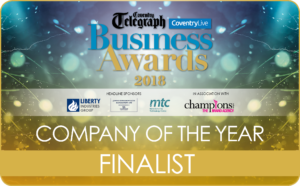 2018 Company of the Year
