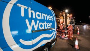 Thames Water Employee Health and Wellbeing