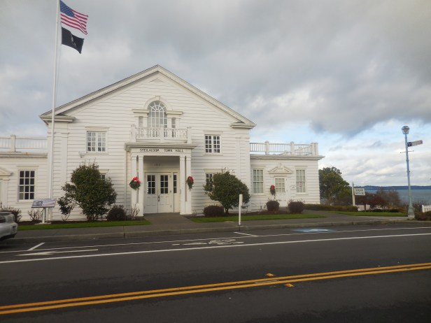 Steilacoom Town Hall