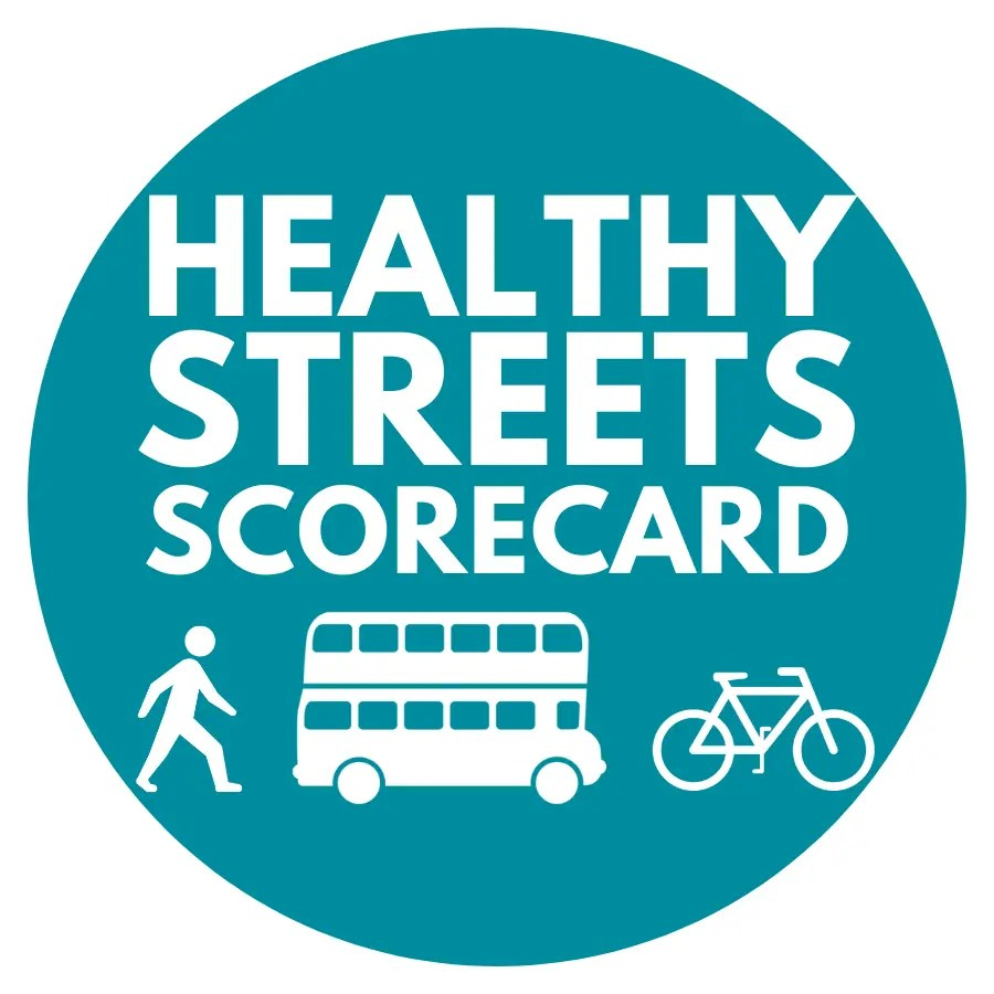 Healthy Streets Scorecard home