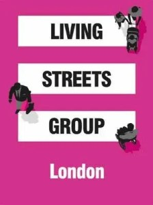 Living Streets London website