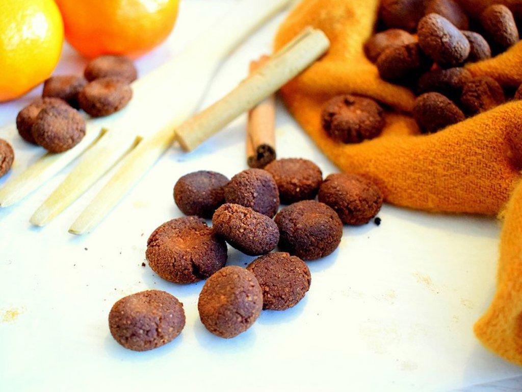 Gezondere kruidnoten recept | Sinterklaas recept | Healthy Wanderlust