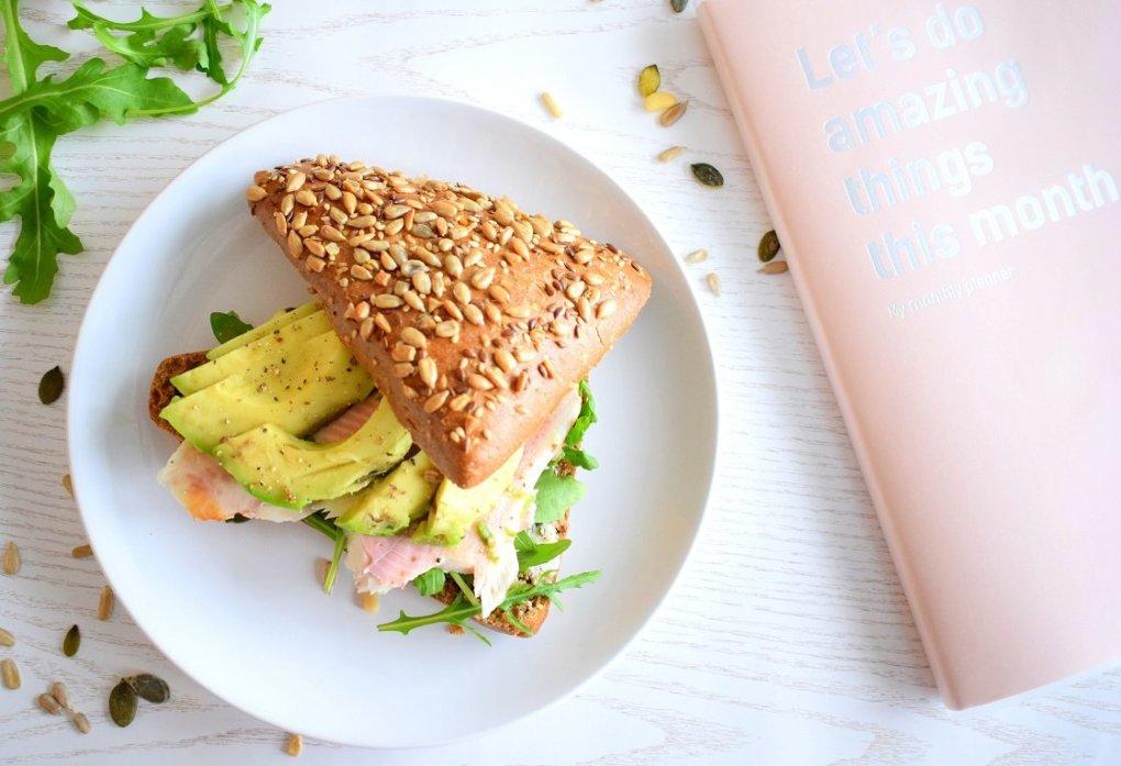 Lekker broodje forel | Healthy Wanderlust