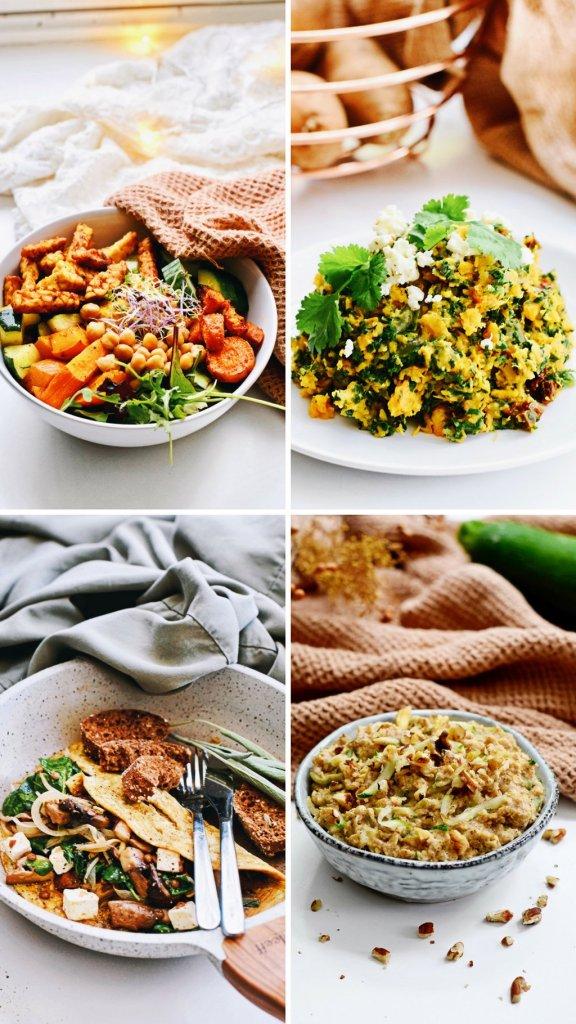 5 x makkelijke recepten | Gezonde recepten | Healthy Wanderlust