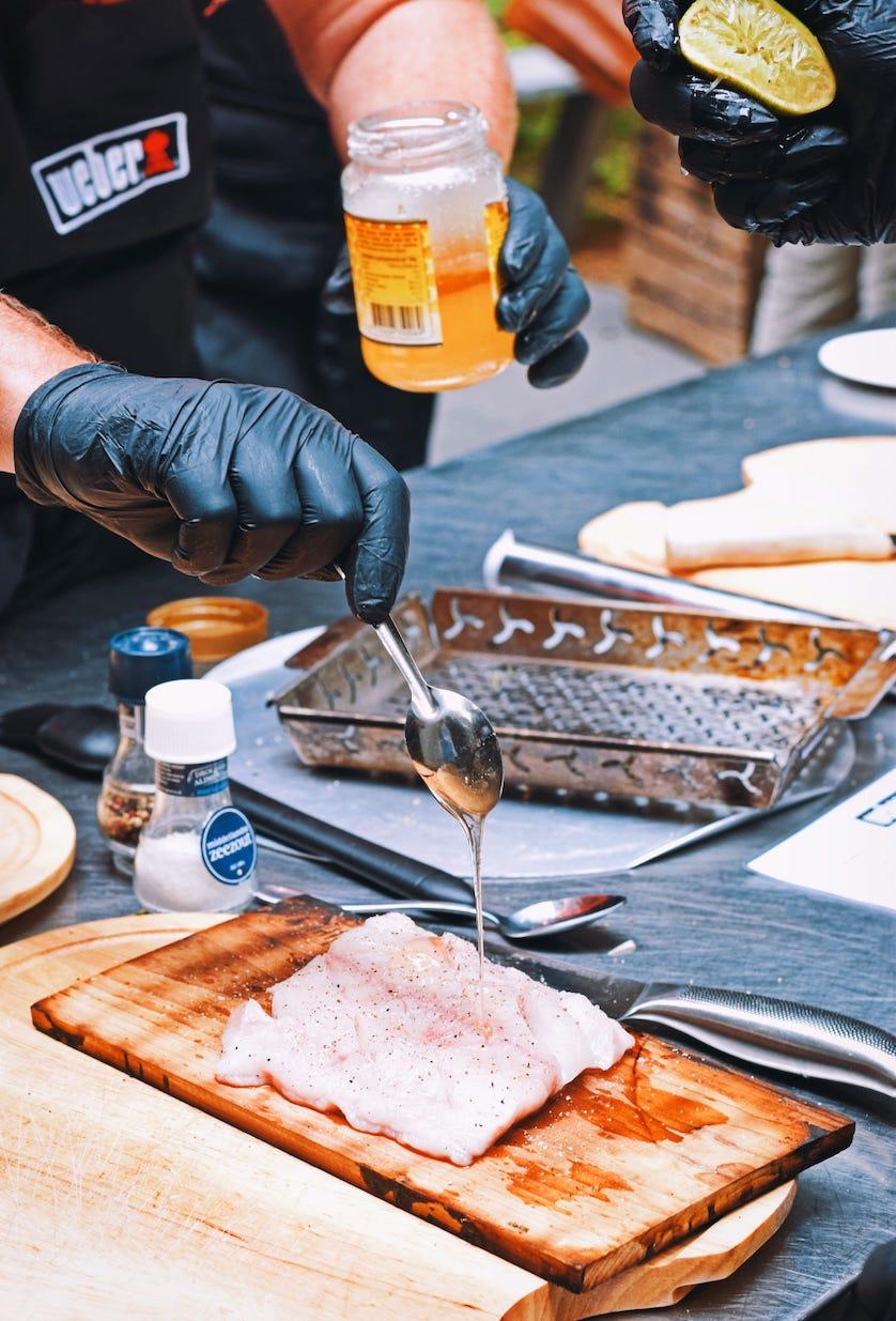 Vis op de BBQ | BBQ tips | Healthy Wanderlust