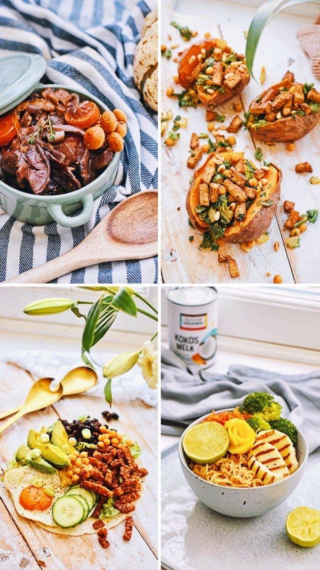 Vegetarische recepten | 10 x lekker eten | Healthy Wanderlust
