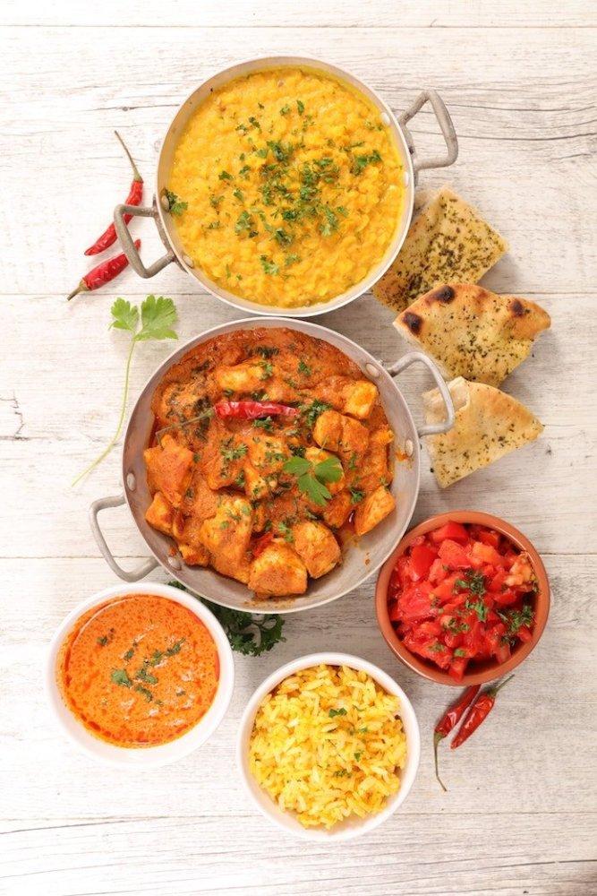 5 x curry recepten | Zelf curry maken | Healthy Wanderlust