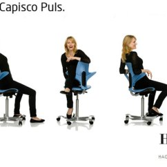 Hag Posture Chair Cheap Card Table And Chairs Set Capisco Puls 8010 Black We Take Seating Seriously Healthy
