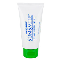 SunSmile? Herbal Whitening Gel - Net Wt. 2.2 oz./62 g