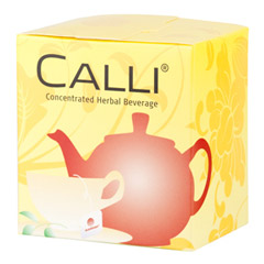 Sunrider® Calli Tea Cinnamon 10 Bags (0.08 oz./2.5 g each bag)