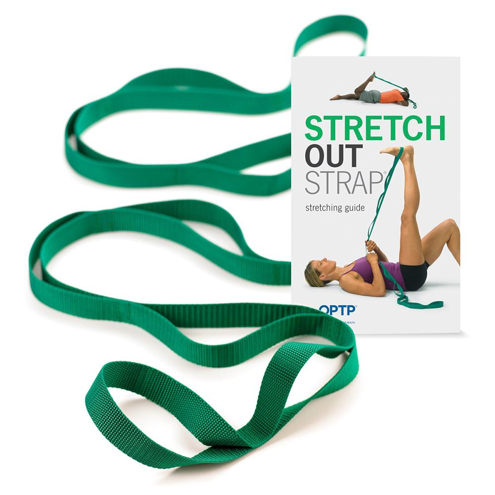 Stretch Out® Strap with Exercise Booklet
