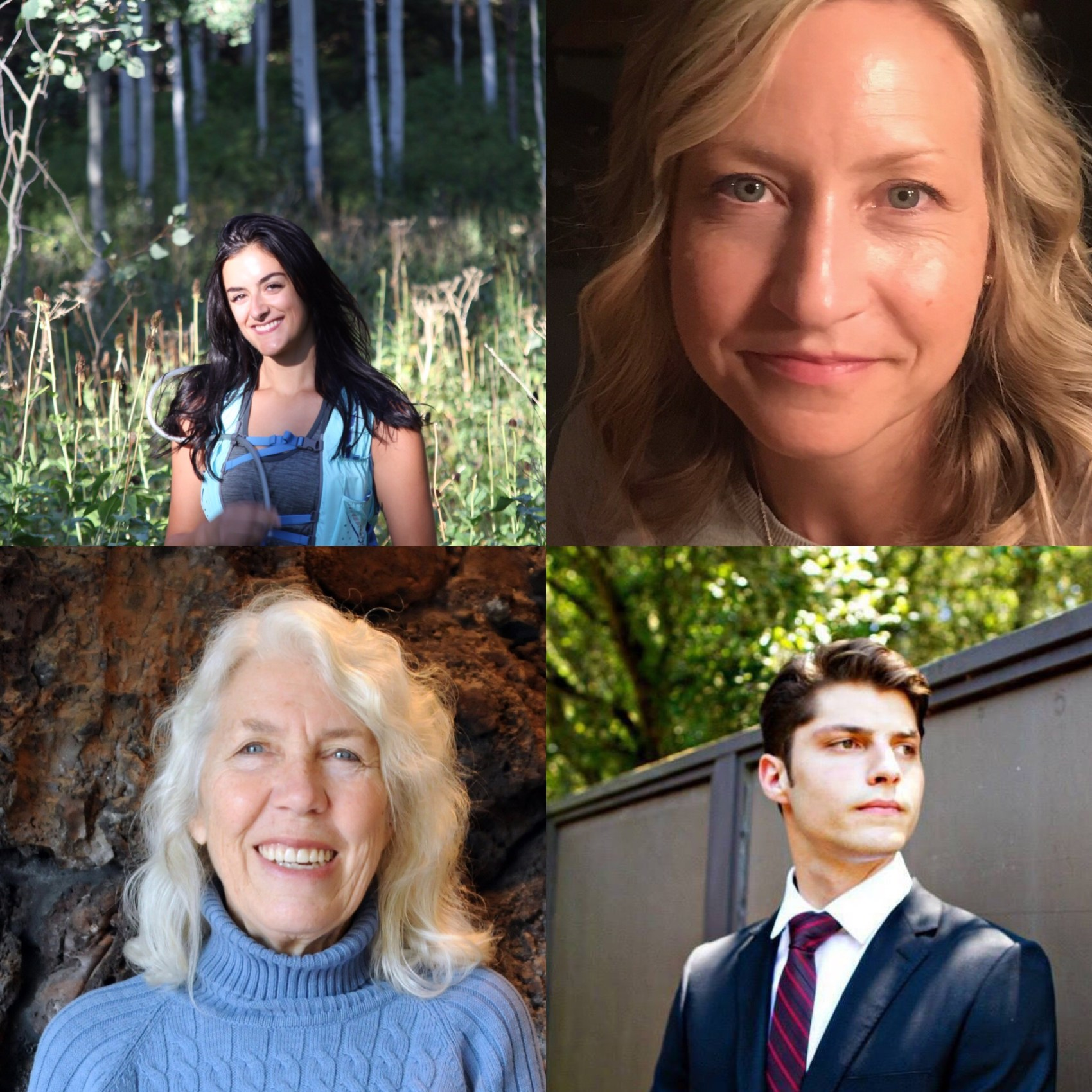 New Faces: Interns & Board Members