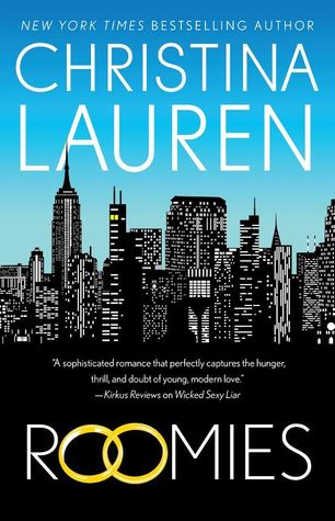 Review of Roomies by Christina Lauren