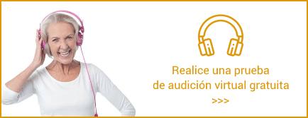 Realice una prueba de audición virtual gratuita