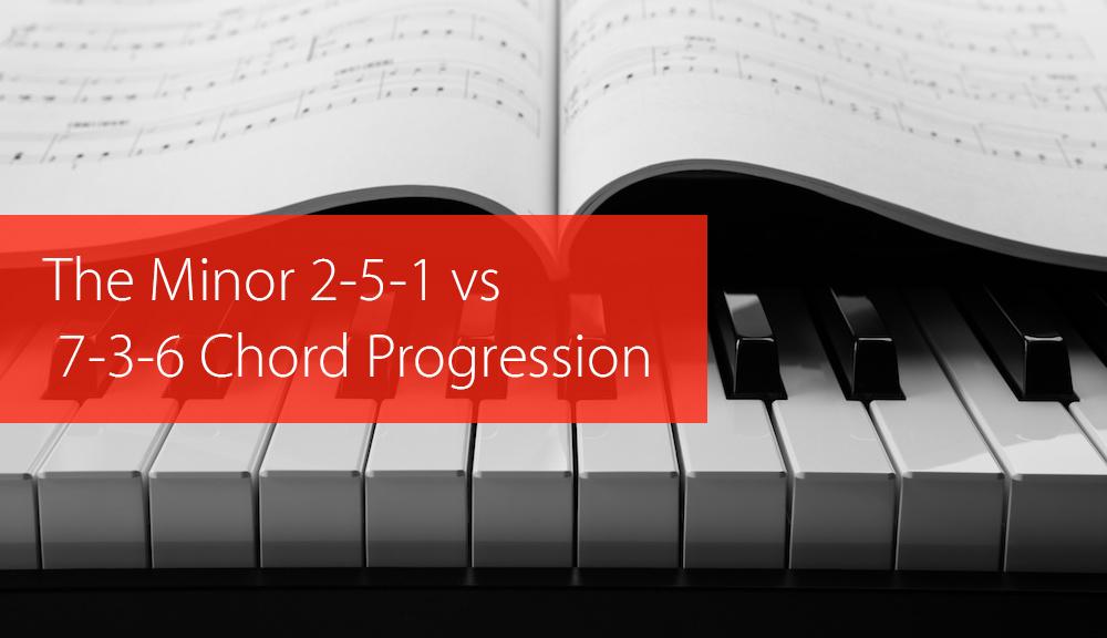 Gospel Piano Minor Chord Progressions