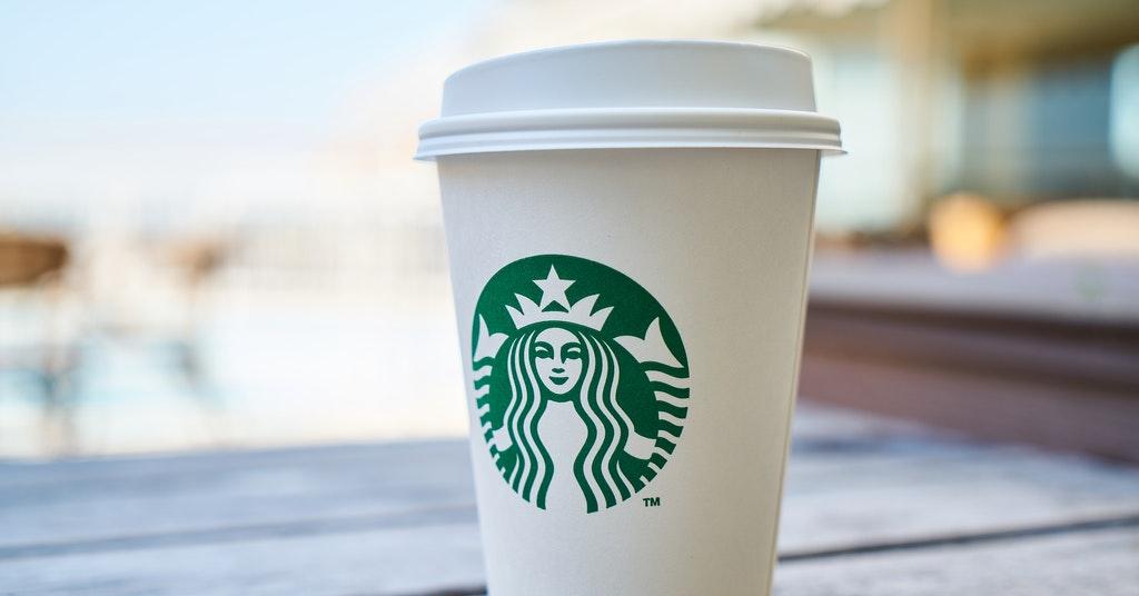 Starbucks sign language