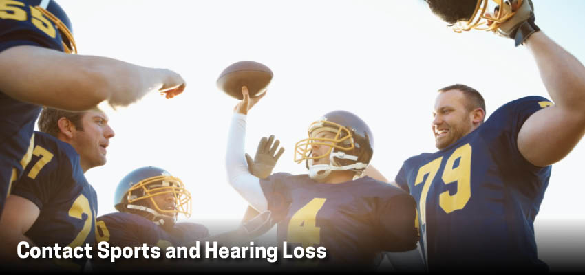 Blunt-Force Trauma Can Cause Hearing Loss