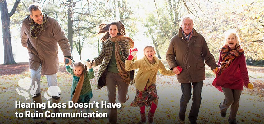 Hearing loss and better communication