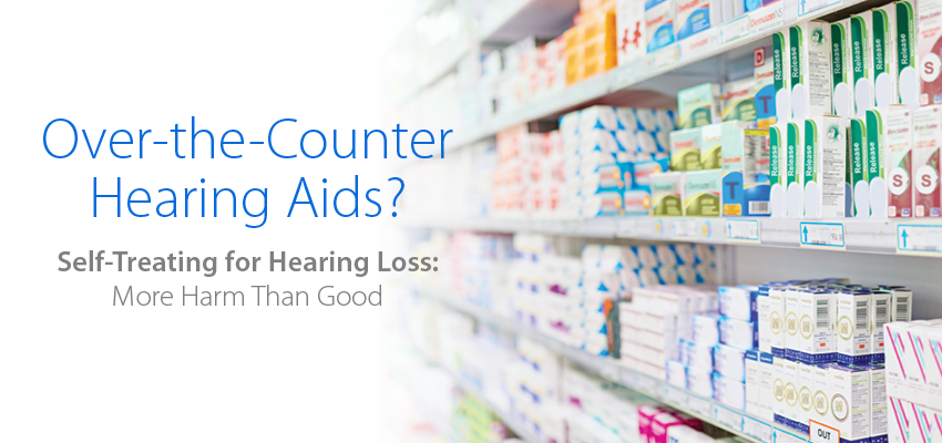 Over-the-Counter Hearing Aids?