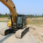 Caterpillar 336 Bolt on Excavator with Cab Guard