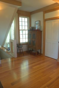 Appalachian Woods - Premium Plank Heart Pine Flooring
