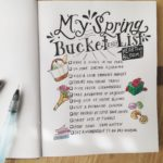 My Spring Bucket List: 12 Things To Do This Spring