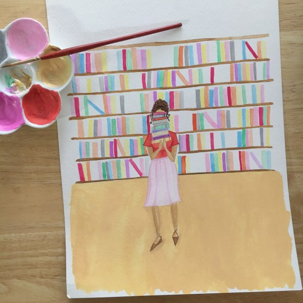 Bookish Girl no 1