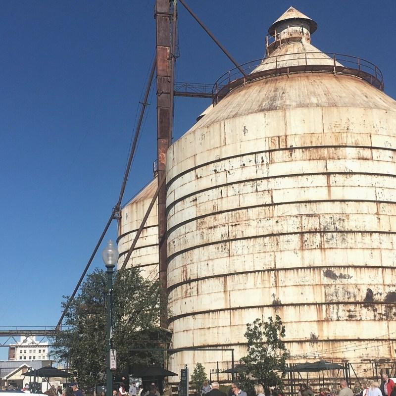 market silos
