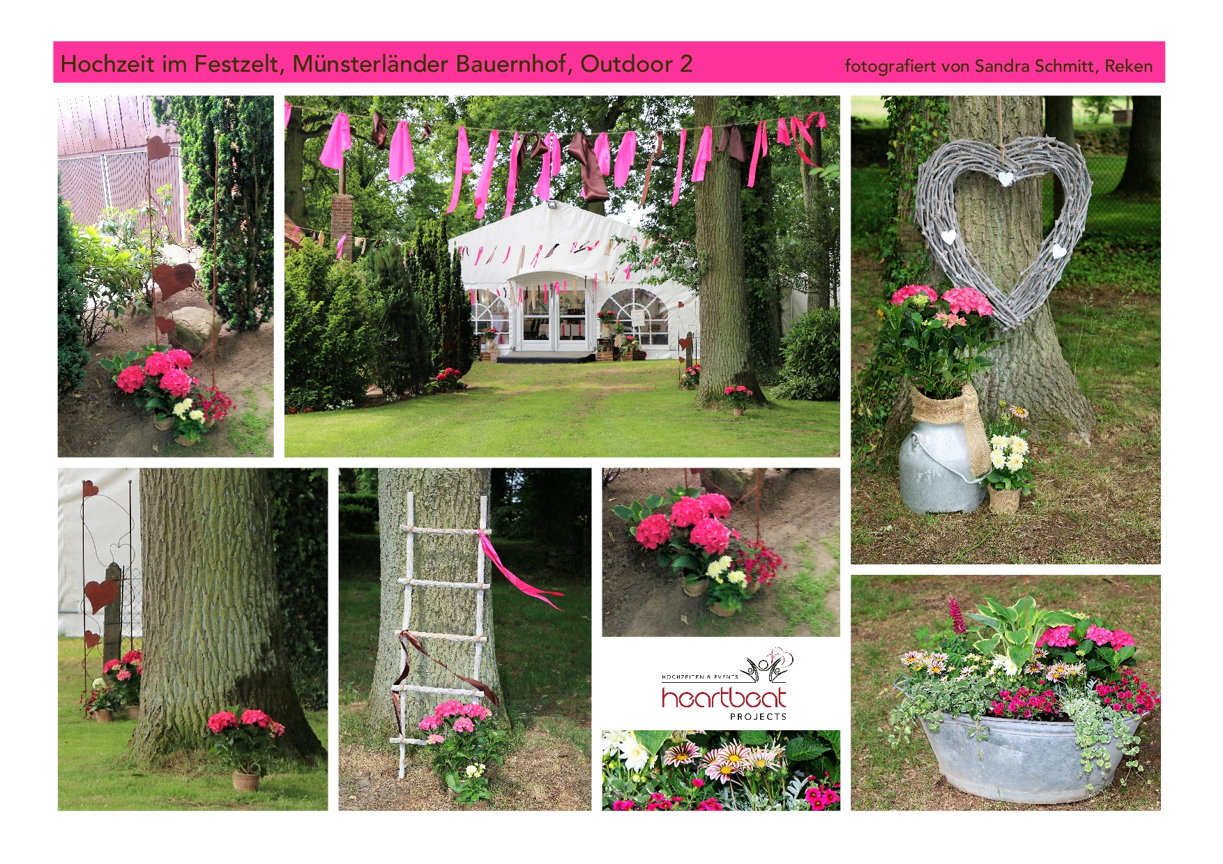 heartbeat PROJECTS  Hochzeitsservice  Events in Dorsten