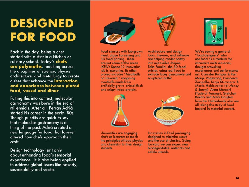 The Field Guide to Foodies by CatchOn