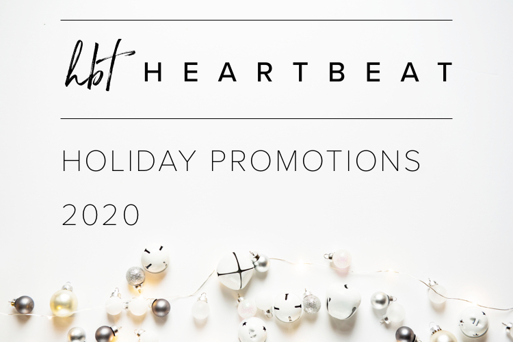 Introducing Heartbeat's Holiday Promos!