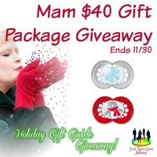Mam $40 Gift Package Giveaway
